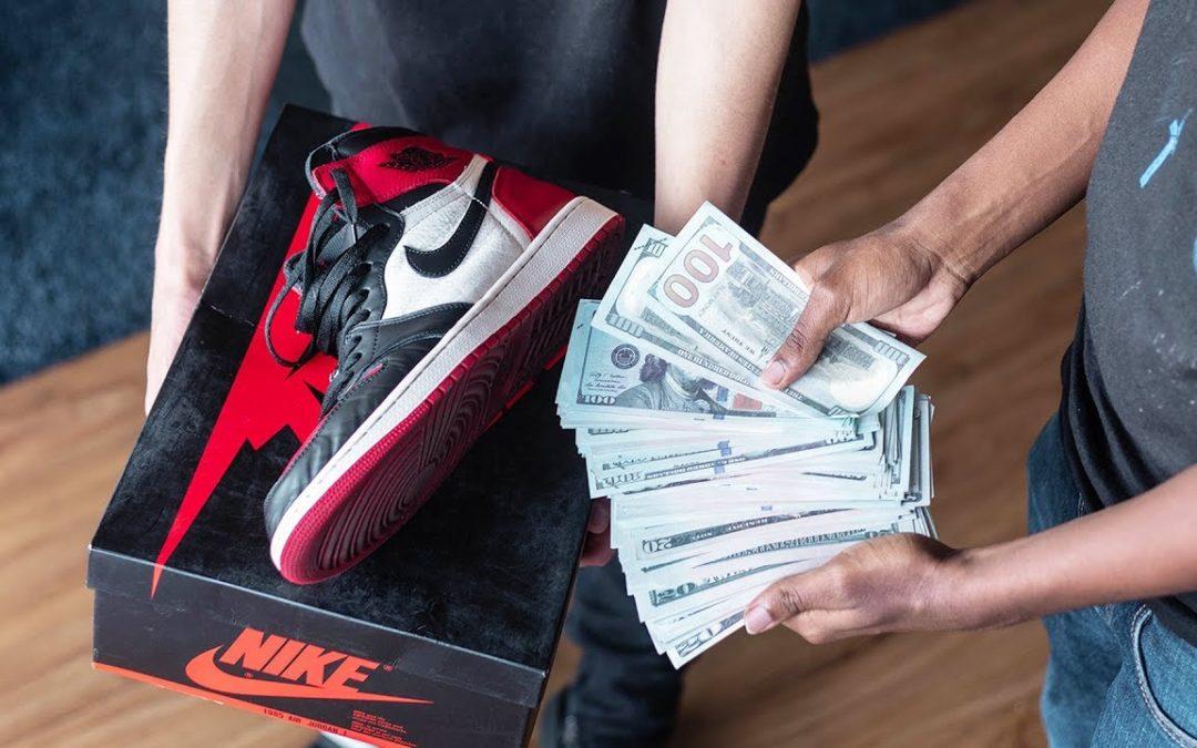 Sneakerheadovi stvaraju eksploziju sekundarnog tržišta