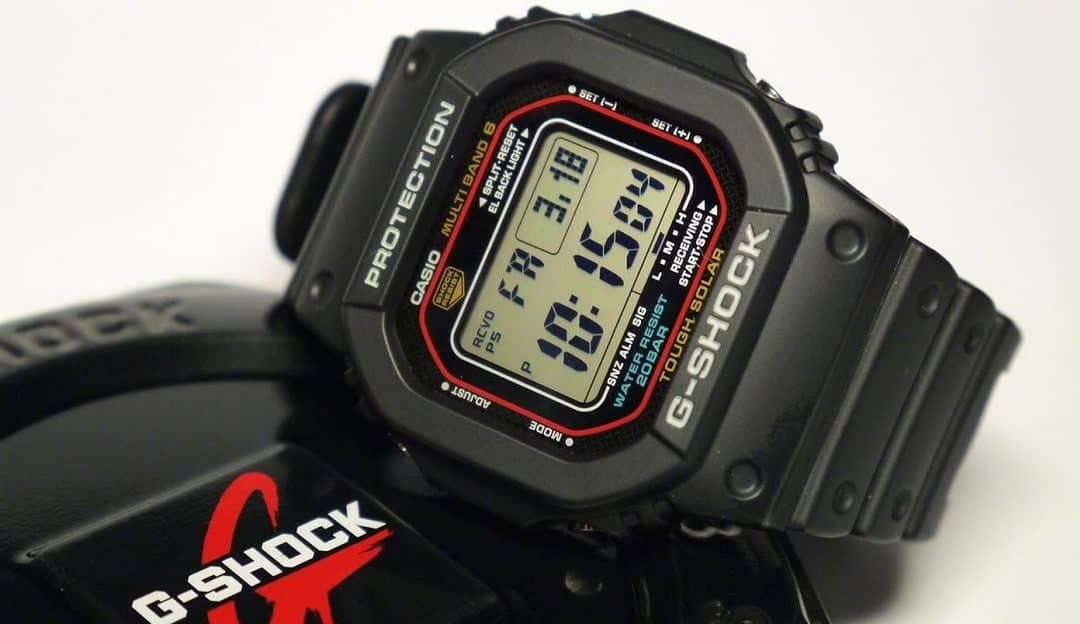 G-Shock – neuništiva legenda