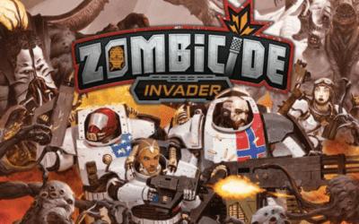 Board game preporuka – Zombicide: Invader