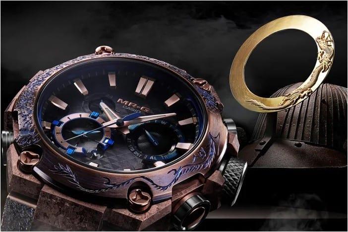Luksuzni G-Shock Shougeki-Maru: sat za samuraje i one koji se tako osjećaju