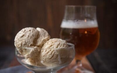 Sladoled s okusom piva?