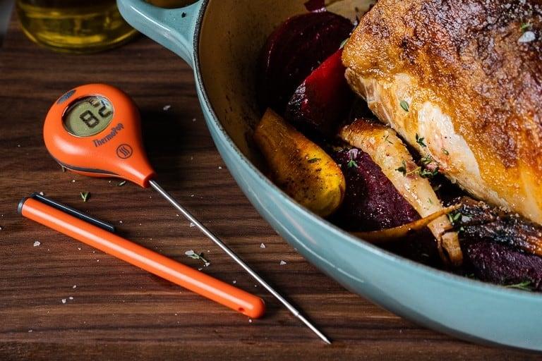 Zašto koristiti termometar za meso?