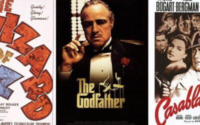 Pet filmskih klasika koje muškarci obožavaju
