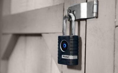 Bluetooth pametni lokot upravljan putem aplikacije