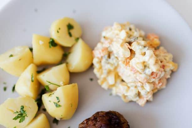 Francuska ili ruska salata?