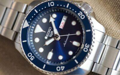 Najbolji automatik sat do 1000 kuna koji postoji – Seiko 5